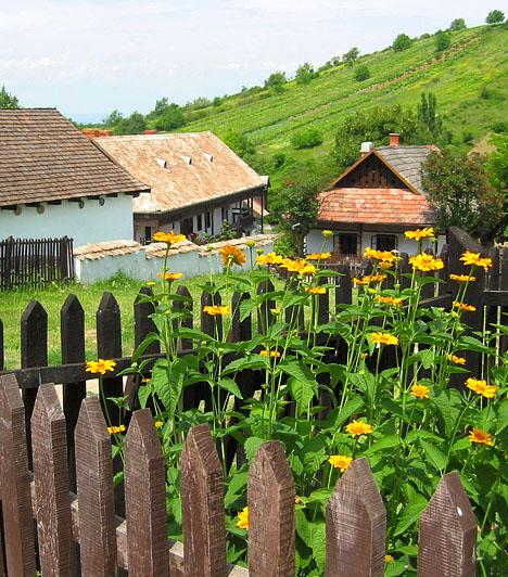Hollókő                         A Világörökség Bizottság Budapest mellett 1987-ben a Nógrád megyében található palóc falut, Hollókőt vette fel a Világörökségi Listára. A mindmáig lakott, hagyományőrző falu mindezt a 20. századi mezőgazdasági forradalmat megelőző falusi élet eredeti állapotban való megőrzésével érdemelte ki.                         Kapcsolódó cikk:                         Az ország legpajkosabb helye »
