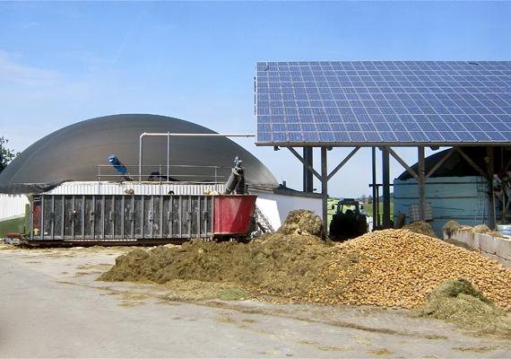 A falu 321%-át termeli meg annak az energiának, melyre szüksége van, a maradék eladásából pedig éves szinten 4 millió euró nyereséghez jut.