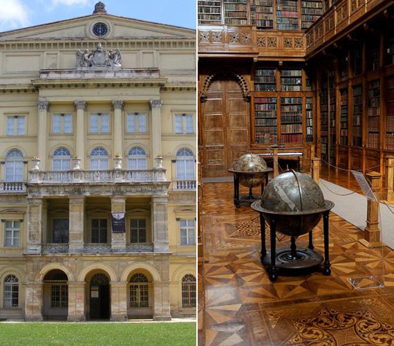 Az apátság épületében érdemes megtekinteni a könyvtár Nagytermét, amit Reguly Antalról neveztek el. Az itt látható gyűjtemény olyan ritkaságokkal is rendelkezik, mint a Túróczy-krónikának egy példánya.