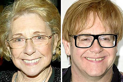 Sheila Eileen és Elton John