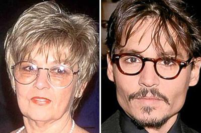 Betty és Johnny Depp