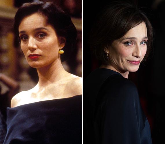 Kristin Scott Thomas angol színésznő a nyolcvanas évek közepén csöppent a szakmába, azóta olyan filmekben bukkant fel, mint a Négy esküvő és egy temetés, Az angol beteg, A suttogó, A másik Boleyn lány vagy a 2013-as A titokzatos szerető. Botrányoktól mentesen éli az életét, és ahogy egy korábbi nyilatkozatában mondta, az évei számát nem cserélné el semmiért. A színésznő május 24-én múlt 54 éves.