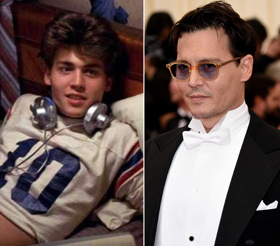 Ugyan ki emlékszik már arra, hogy Johnny Depp a Rémálom az Elm utcában című filmben kezdte a színészi karrierjét 1984-ben? A színész 21 éves volt akkor, és azóta a legkülönfélébb szerepekben láthattuk, Ollókezű Edwardtól elkezdve Jack Sparrow kapitányon át Sweeney Toddig és a Bolond kalaposig. A sztár imádja a nagy átalakulásokat, némely szerepében meg sem ismerni, de valószínűleg ezt élvezi legjobban.