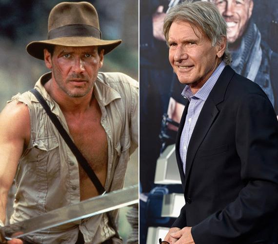 Bármilyen szerepet is alakít Harrison Ford, az emberek úgyis vagy Han Solóként, vagy Indiana Jonesként emlegetik. 1984-ben az Indi-filmek második része, az Indiana Jones és a végzet temploma jelent meg, amit a kritikusok nem értékeltek olyan nagyra, mint az első részt, de ettől függetlenül a nézők imádták. Nem csoda, ha 2008-ban Indiana ismét felvette a filckalapját, jelenleg pedig a 72 éves színész a Star Wars legújabb epizódját forgatja.