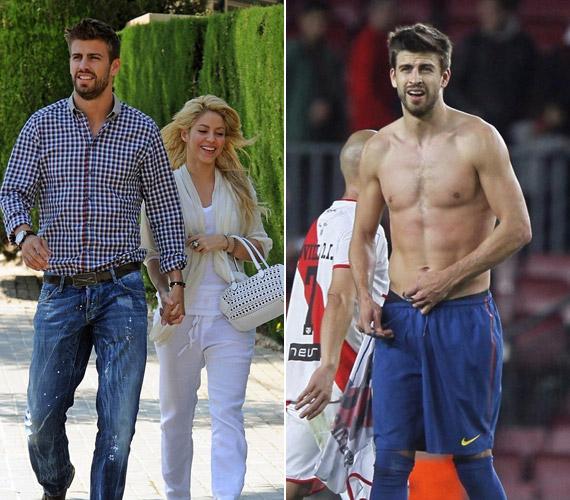 Shakira 2010-ben, tízévnyi együttjárást követően szakított akkori párjával, a volt argentin elnök fiával. Jelenlegi kedvesével, Gerard Pique spanyol válogatott focistával lassan két éve vannak együtt. Az Eb alatt az énekesnő minden meccsen a helyszínen szorít szerelmének.