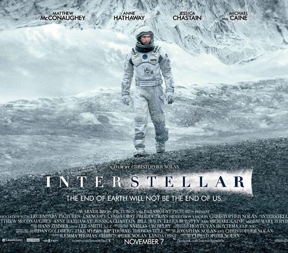 1. Csillagok között - műfaj: sci-fi. 8,9 pont / 343 862 szavazó. Christopher Nolan ismét jött, látott és győzött. A négy évvel ezelőtti Eredet, majd a két éve bemutatott A sötét lovag: Felemelkedés fantasztikus sikere után megint megmutatta, hogy nem véletlenül tartják számon a legjobb rendezők között. A filmet, Matthew McConaughey és Anne Hathaway főszereplésével november 6-án mutatták be, mégis több százezren szavaztak már rá és rögtön ez lett az év mozija. Sőt, minden idők legjobb 250 filmje listáján is a 15. helyen áll az imdb-n.