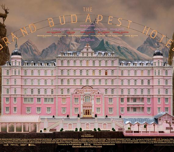 5. A Grand Budapest Hotel - műfaj: vígjáték. 8,2 pont / 207 795 szavazó. A hazánkban márciusban bemutatott vígjátékban igazi sztárparádé várja a mozinézőket, egyebek közt Ralph Fiennes, Edward Norton, Jude Law és a felismerhetetlenné maszkírozott Tilda Swinton mókáznak a különleges hangulatú filmben.