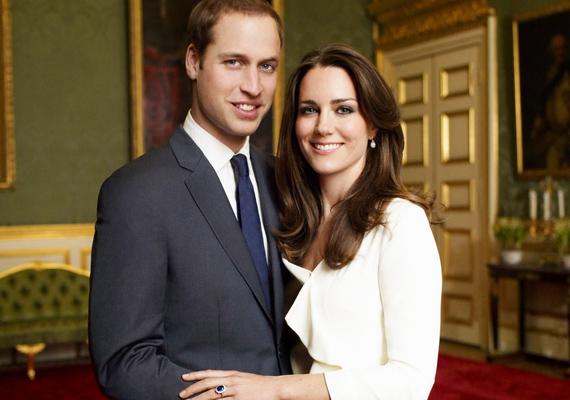 Katalin hercegnét és Vilmos herceget többé nemcsak a trón várományosaiként emlegetjük, hanem az idei év legbefolyásosabb sztárpárjaként is.
