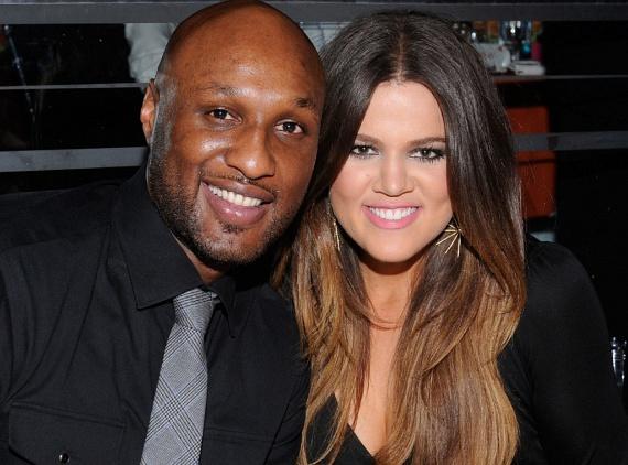 Kim Kardashian testvérének nincs szerencséje a szerelemben: 2009-ben házasodott össze Lamar Odom kosárlabdázóval, ám a frigynek a sztár nőügyei miatt hamar vége szakadt.