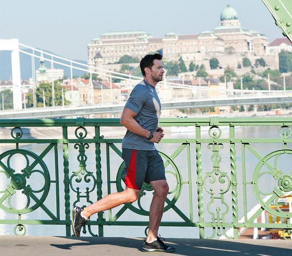Az X-Men sztárja, Hugh Jackman a hét közepén Budapestre érkezett, reklámfilmforgatására. Ha kíváncsi vagy exkluzív fotóinkra, kattints ide!