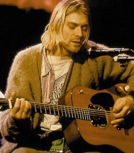 Kurt Cobain (1967-1994)  A máig népszerű Nirvana rockzenekar frontembere volt. A zenészre április elején egy villanyszerelő talált rá seattle-i házának padlásán. Kurt 27 évesen hunyt el – ezzel egyike a 27-esek Klubjának –, öngyilkos lett, azonban a körülmények máig tisztázatlanok.