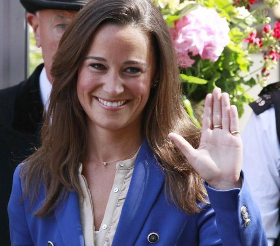 Kate Middleton húga, Pippa Middleton hamar a britek kedvence lett, nézd meg, hogyan telt az elmúlt 28 éve.