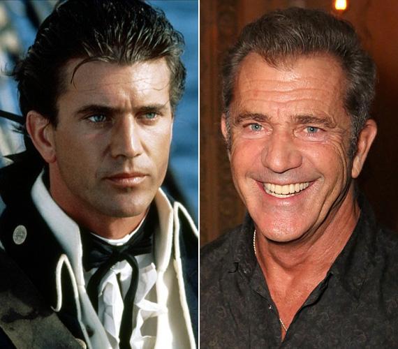Mel Gibson a nyolcvanas években még álompasinak számított, akiért lelkesedtek a nők, olyan filmeknek köszönhetően, mint A Bounty vagy a Halálos fegyver sorozat. Később kiderültek alkoholos ámokfutásai és antiszemita megnyilvánulásai, így veszített hollywoodi értékéből. Mindenesetre két Oscart bezsebelt, az általa rendezett - és a főszerepet is ő játszotta - A rettenthetetlen kapta a legjobb film és a legjobb rendező díját is. 2005 és 2010 között nem vállalt moziszerepet, azóta évente egy-egy filmmel jelentkezik, utoljára az Expendables harmadik részében láthatták a nézők az 59 éves sztárt.