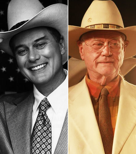 Jockey  A Dallas Jockey-ját alakító Larry Hagman a valóságban közel sem volt olyan ármánykodó, mint a népszerű szappanoperában. A sztár 2012. november 23-án halt meg.