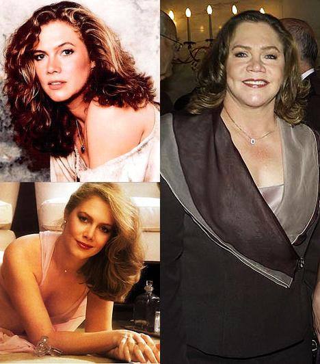 Kathleen Turner  Kathleen Turner éppen 30 éves volt, amikor a Smaragd románcában eljátszotta a bájos írónőt a jóképű Michael Douglas oldalán. Karrierje egy ízületi gyulladás miatt derékba tört, a gyógyszerek miatt ugyanis súlyosan elhízott. Kathleen Turner »