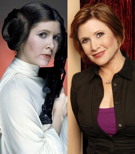 Leia hercegnő  Carrie Fisher 21 évesen került be a kultikus sci-fi, a Csillagok háborúja stábjába. Karrierjén nem igazán lendített a mozi sikere, de forgatókönyvíróként elismertté vált Hollywoodban. Ő írta például az Apáca show szövegét is. Carrie Fisher »