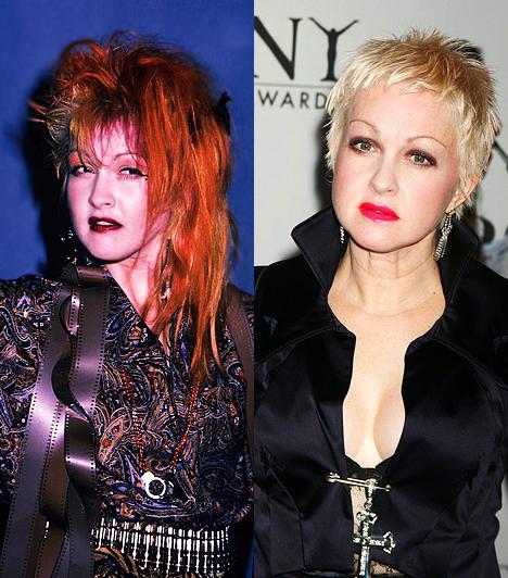 Cindy LauperAz ugribugri énekesnő 1977 óta van a pályán, és azóta is szüntelenül lenyűgözi rajongóit életvidámságával és bohó megjelenésével.