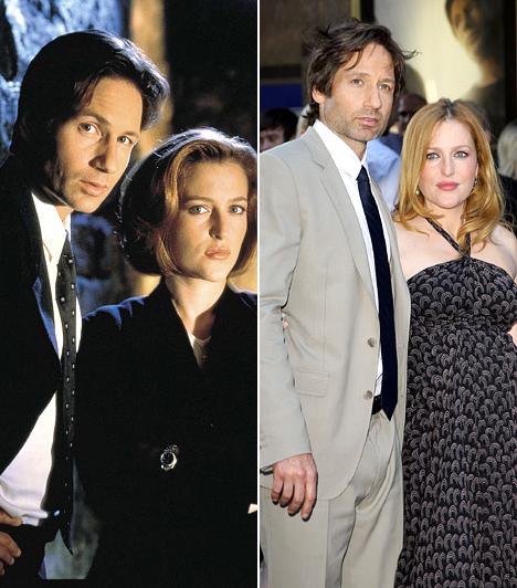 X-akták  A sci-fi műfaj újjáéledését köszönhetjük az 1993 és 2002 között futó X-aktáknak. David Duchovny és Gillian Anderson, azaz Mulder és Scully hátborzongató eseteit tévénézők millió követték figyelemmel.