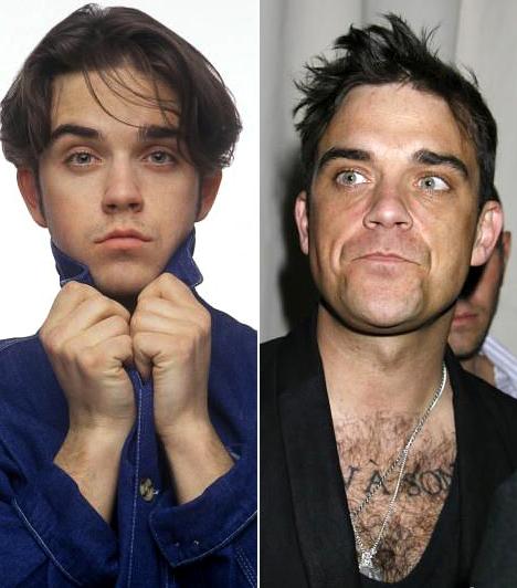 Robbie Williams  Robbie Williams volt az, aki szólóban is világhírű lett. Az 1974-es születésű sztár magánélete a drogos mélypontok után Ayda Field színésznő oldalán rendeződött - 2010-ben házasodtak össze. Kapcsolódó címke: Robbie Williams »