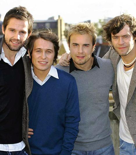 Take That - 2005 óta  Bár a banda minden tagja szólókarrierre váltott, 2005-ben ismét összeálltak. Azóta több albumot is piacra dobtak, és élő koncertek sorával örvendeztették meg kitartó rajongóikat.