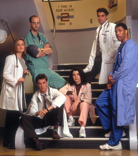 Vészhelyzet 1994-2009  A Michael Crichton története alapján kreált kórházsorozat a chicagói - egyébként nem létező - County General Hospital baleseti sebészetének mozgalmas életét dolgozza fel. A széria rekordhosszú ideig, 15 évig volt képernyőn.