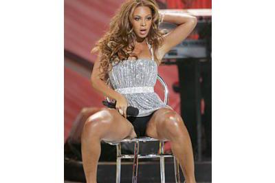 Beyoncé a koncerten