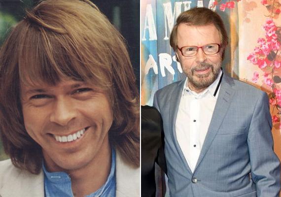 Ki hinné, hogy Björn Ulvaeus is már 70 éves? Még ennyi idősen is nagyon sármos a bájos mosolyáról híres énekes.