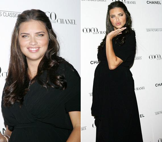 2009. november 15-én hozta világra kislányát, Valentinát, aki a 34. hétre született, mindössze két kilóval.