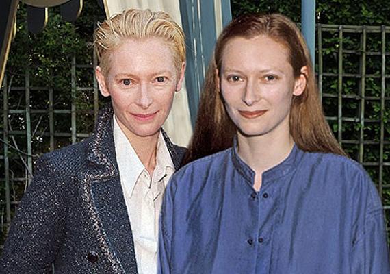 Tilda Swinton 1993-ban igazán szép, nőies volt.
