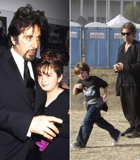 Ritka közös fotók  A sztárt csak nagyon ritkán sikerült megörökíteni gyermekei társaságában. A bal oldali képen Julie Marie nevű lányával, a jobb oldalin pedig Anton James-szel látható, akinek ikertestvére az Olivia Rose nevet kapta szüleitől.  Kapcsolódó cikk: Tudtad, hogy van egy 10 éves fia? Al Pacino csemetéjével vásárolgatott »