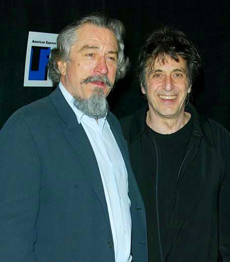 Harmadszor is együtt  Al Pacino és Robert De Niro, akik A Keresztapa II és a Szemtől szemben után 2008-ban harmadik alkalommal szerepeltek együtt A törvény gyilkosa című felemás színvonalú krimiben.