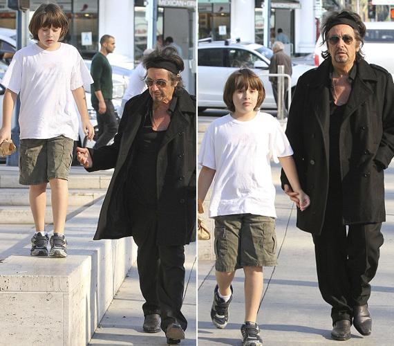 Anton igazán helyes kisfiúvá cseperedett az elmúlt évek során.