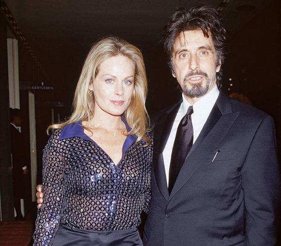 Ahogyan egyik barátnőjét sem, Beverly D'Angelót sem vette feleségül Al Pacino.