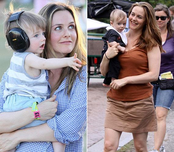 35 évesen átlagos családanyának néz ki.