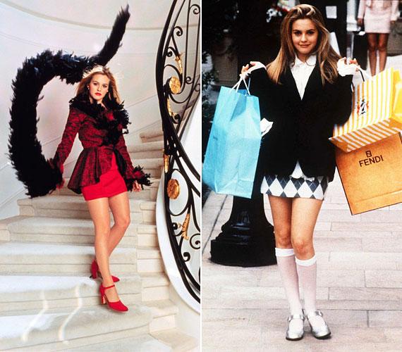 A Spinédzserek mindig divatos Cherjeként sok női filmnéző szívébe belopta magát.