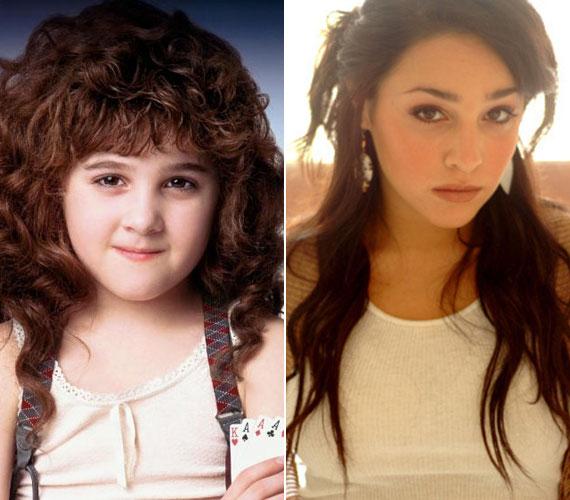Már rég felhagyott a színészettel, és inkább énekesnői babérokra tör.