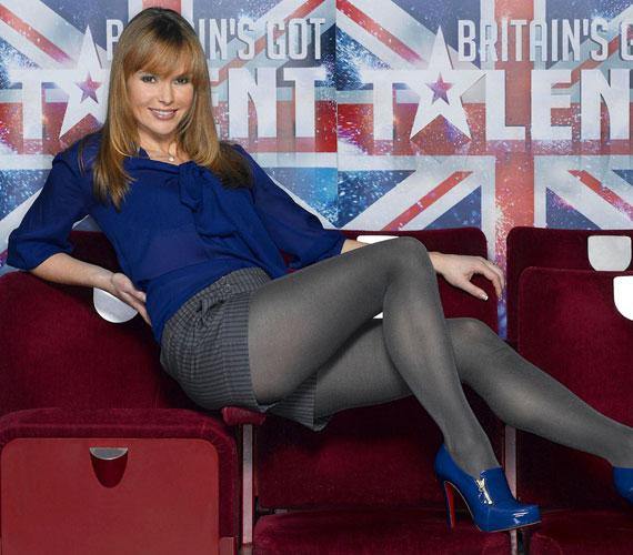 A népszerű színésznő és műsorvezető a Britain's Got Talent 2007-es indulása óta működik közre a tehetségkutató zsűritagjaként.