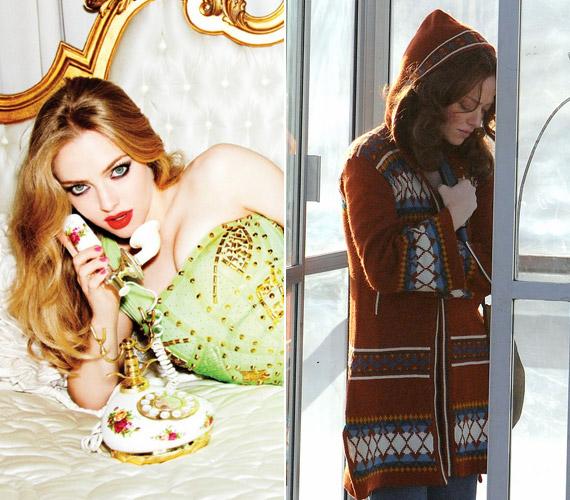 A Mamma Mia! című sikerfilm sztárját, Amanda Seyfriedet fel sem lehet ismerni friss fotóin.