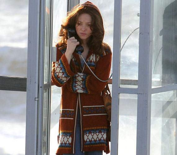 Egyik jelenetét egy telefonfülkében vették fel.