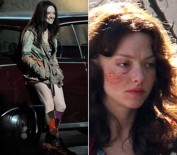 Rajongóit és a sokat látott fotósokat is megdöbbentette a színésznő átváltozása.