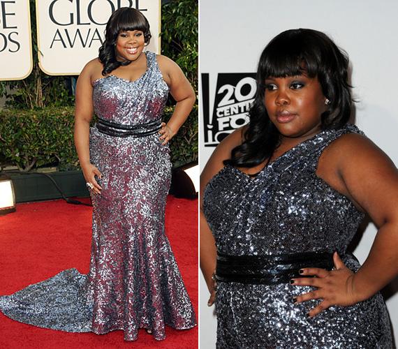 A tavalyi Golden Globe-díjátadón még jó pár kiló felesleg volt rajta.