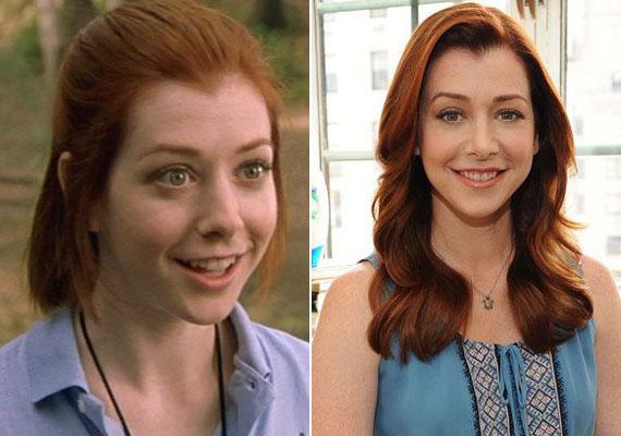 A Michelle Flahertyt alakító Alyson Hannigan sikeres volt a tévében: ő játszotta Willow Rosenberget a '97-ben indult Buffy, a vámpírok réme sorozatban, 2005-ben pedig megkapta Lilynek, a főhős egyik jó barátjának a szerepét az Így jártam anyátokkal című sitcomban.