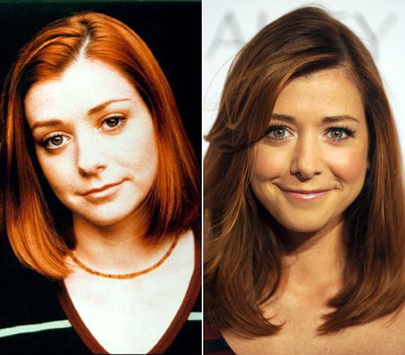A Michelle-t alakító 37 éves Alyson Hannigan már 1988-ban feltűnt Dan Aykroyd lányának szerepében a Marslakó a mostohámban, majd a Buffy, a vámpírok réme című tévésorozatban játszott éveken át. 2005-től újra főszereplőként tért vissza a képernyőre, az Így jártam anyátokkal című sorozatban Lily Aldrint alakítja.