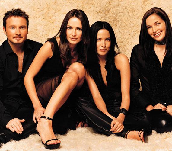 A The Corrs című zenekart a négy testvér közösen álmodta meg.