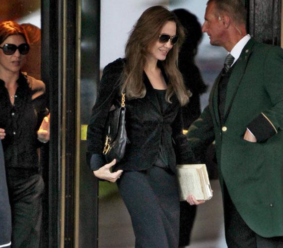 Angelina Jolie-t a hazai mozikban legutóbb 2010 decemberében láthattuk Az utazó című thrillerben.