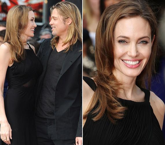 Brad Pitt elmondta, rettentően büszke menyasszonyára, amiért az ilyen drasztikus lépést is képes volt megtenni, hogy gyermekeikkel minél több időt lehessenek együtt.