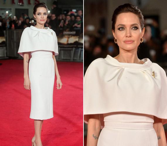 Ralph & Russo ruhájában kétségkívül csak úgy ragyogott Angelina Jolie.