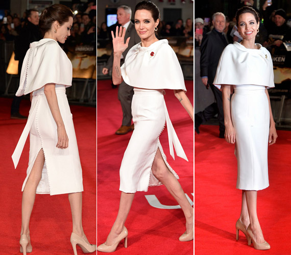 Pippa Middleton ruháját idézheti ez a végig gombos darab.