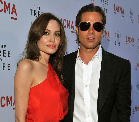 Hollywood legismertebb álompárja 2005 óta él együtt, ám még mindig nem házasodtak össze.