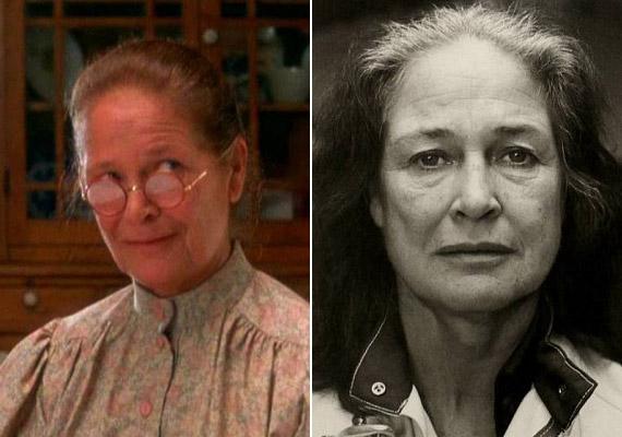 Colleen Dewhurst 67 éves korában hunyt el 1991-ben, méhnyakrák következtében. Haláláig dolgozott, utolsó filmje aFérfi a házban.